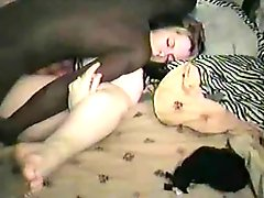 Thick Married White Slut Fucking Huge Black Cock