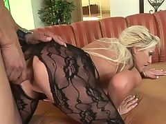 Sex Anal And Cum In Her Ass