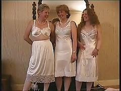 Vintage Underwear From The Village Ladies