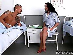 Paradise Films Nurse Feet Fetish At The Hospital