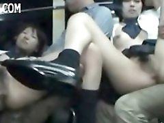 Amateur Schoolgirl Anal Abused By Bus Geek