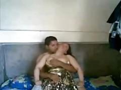 Arab Couple Homemade Fucking