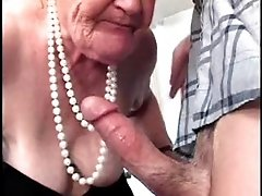Granny fuck