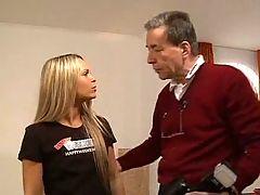 Sabrina Blond Foetzchen
