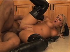 Milf In Leather I10