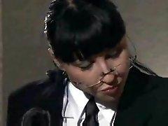 Naughty Lesbian Secretary F70