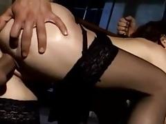 Veronica Sinclair Black Stockings Fmm