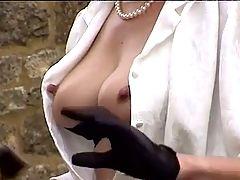 Mistress Riding Her Slave
