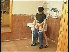 Teasing a boy