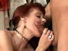 Mature Redhead Fucked In Dressing Room F70