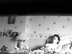 Mom Voyeured Hidden Cam In Bedroom Caught Her Masturbating