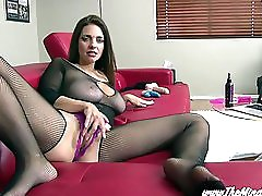 Step Mom Mindi Mink Loves Porn