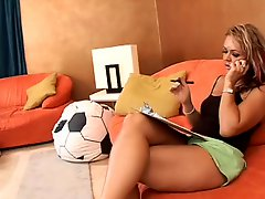 Kelly Leigh Hot Soccer Mom