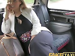 Faketaxi Cock Hungry Big Boobed Milf Fucking Her Taxi Driver