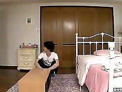 Japanese Girls Enchant Seductive Mother At Hotel Avi