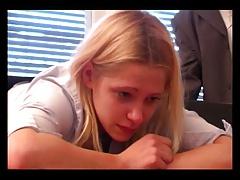 Schoolgirl's Severe Punishment