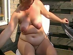 Wide Areolas Dutch Ama