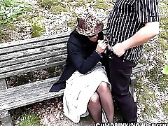 Slutwife Fucked By Strangers In Rest Area