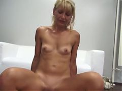 Slim Mature Woman Pounded