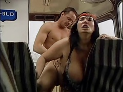 Ugly Granny With Huge Boobs Fucked By The Mechanic 3
