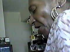 Black Granny Blows
