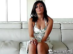 Myveryfirsttime Raven Orion S First Ever Porn Scene