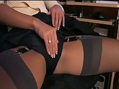 Naughty Thoughts At Work