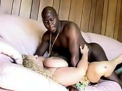 Bbw Serena Sutherland Samples Some Black Meat
