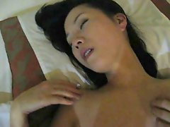 Korean Amateur Bank Receptionist