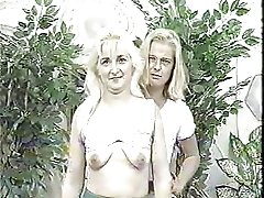 Daughter 039 s friend shaves mother