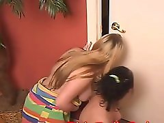 Teen Girlfriends Catch Brothers And A Bi Orgy Breaks Out