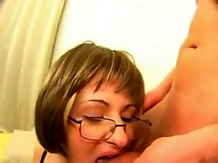 A Nice Mature In Glasses