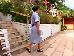 Housemaid Gets Fucked