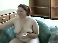 Cutie Fat Bbw Is A Nympho Slut