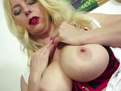 Busty Mature Mom Needs A Good Fuck