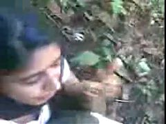 Indian College Girl Swallow Bf's Cum