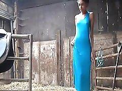 Sexy Skinny Ebony Chick