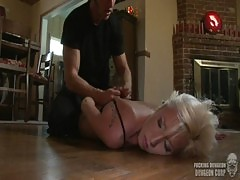 Maia Davis Tied Up Forcedsex 1