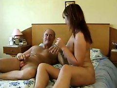 British Lorraine Ansell Fucks Older Man