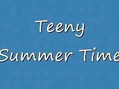 Vintage Teeny Summer Time N15